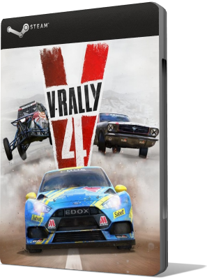 [PC] V-Rally 4 - Update v1.04 (2018) - FULL ITA