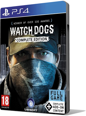[PS4] Watch Dogs - Complete Edition (2016) - FULL ITA