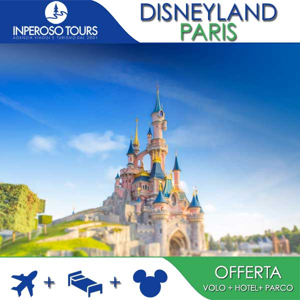 DISNEYLAND PARIS - Cod. DS111411Q