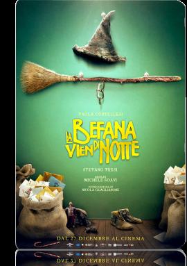 La Befana Vien Di Notte (2018).avi MD MP3 HDTS - iTA