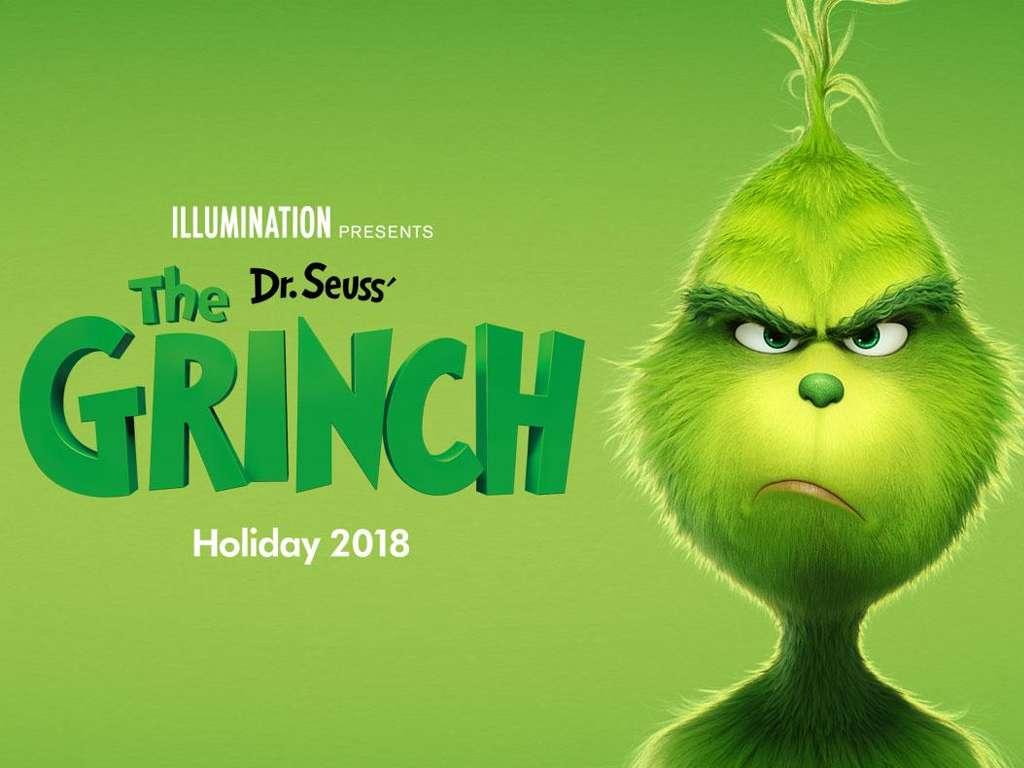Ο Γκριντς (The Grinch) Movie