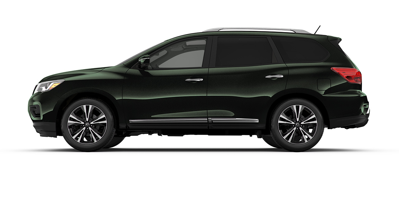 2018 Nissan Pathfinder Exterior Color Options Nissan Auto Dealer Near Cleveland Oh