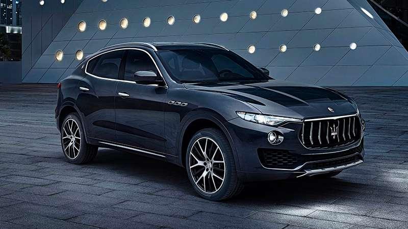 Maserati Levante Lease Deal in Louisville