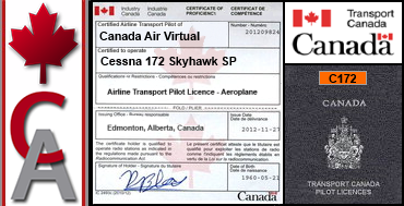Cessna 172 Certification Flight