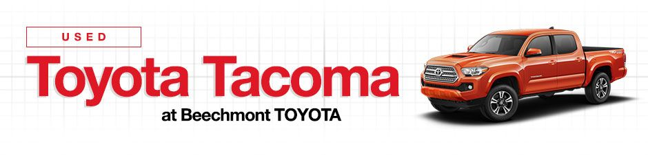 Used Toyota Tacoma For Sale In Cincinnati, Ohio
