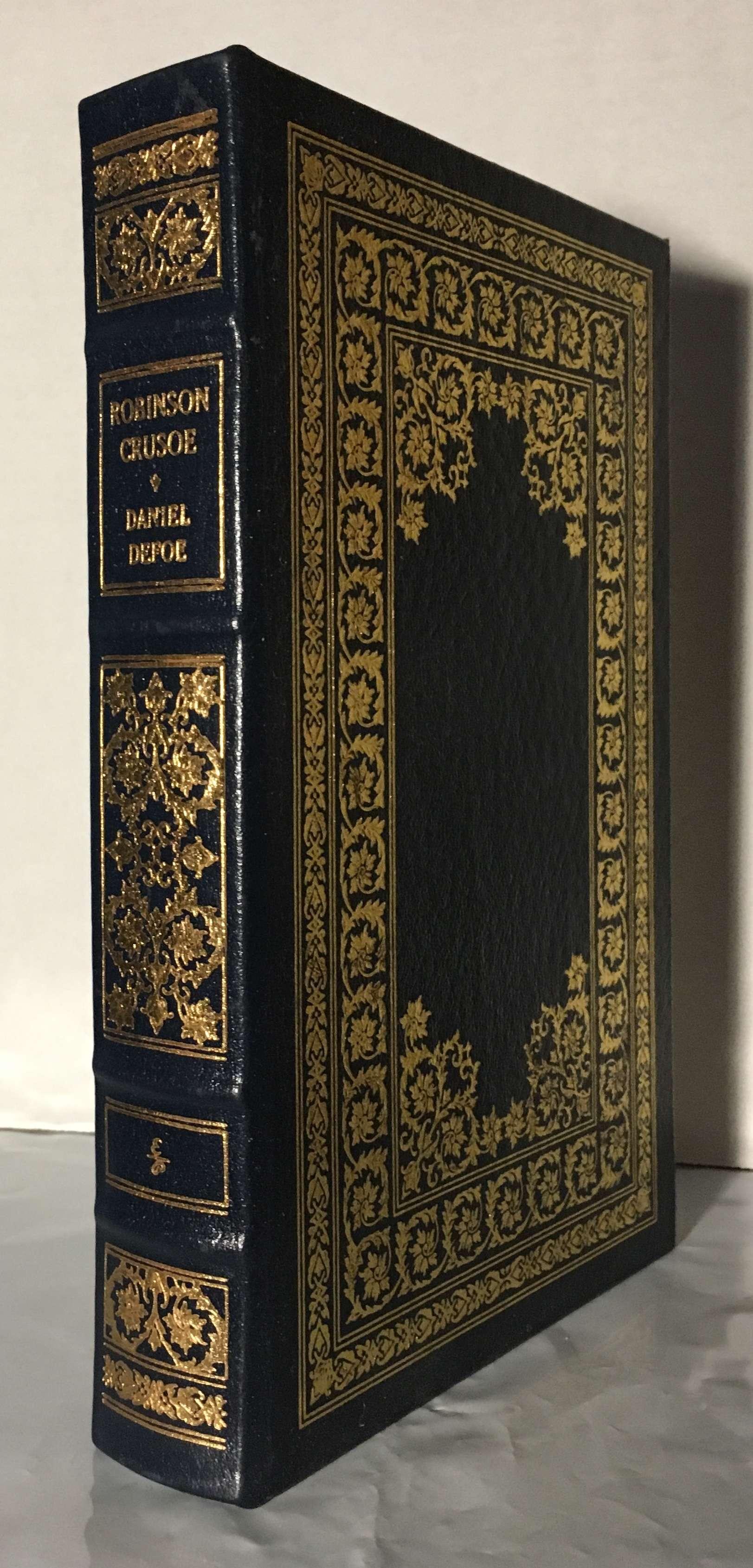 The Life & Strange Adventures of Robinson Crusoe, Daniel Defoe