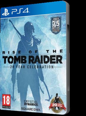 [PS4] Rise of the Tomb Raider: 20 Year Celebration (2016) - FULL ITA