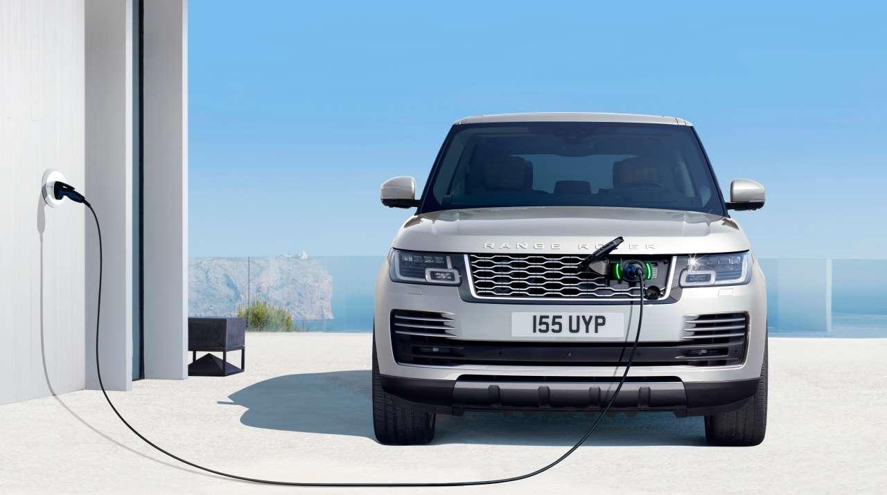 2020 Range Rover PHEV