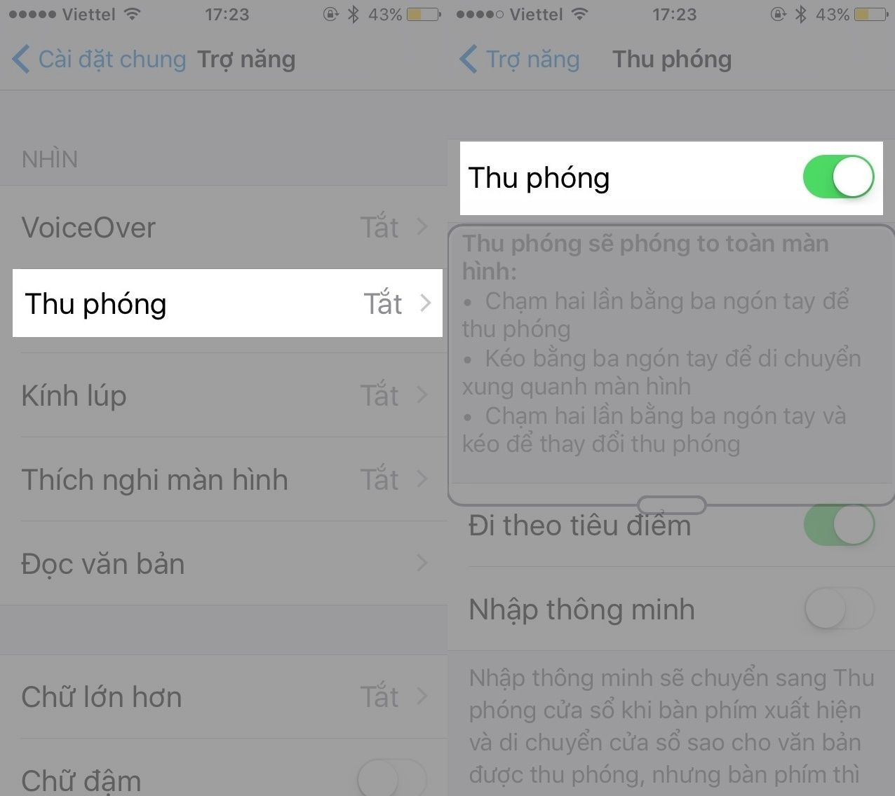 5 cách tối ưu màn hình trên iPhone hiển thị tốt hơn