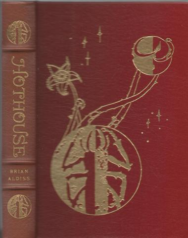 HOTHOUSE - leather bound collector's edition, Aldiss Brian