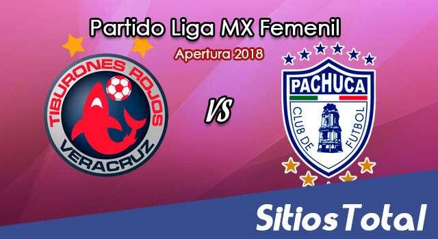 Ver Veracruz vs Pachuca en Vivo – Liga MX Femenil – Lunes 13 de Agosto del 2018