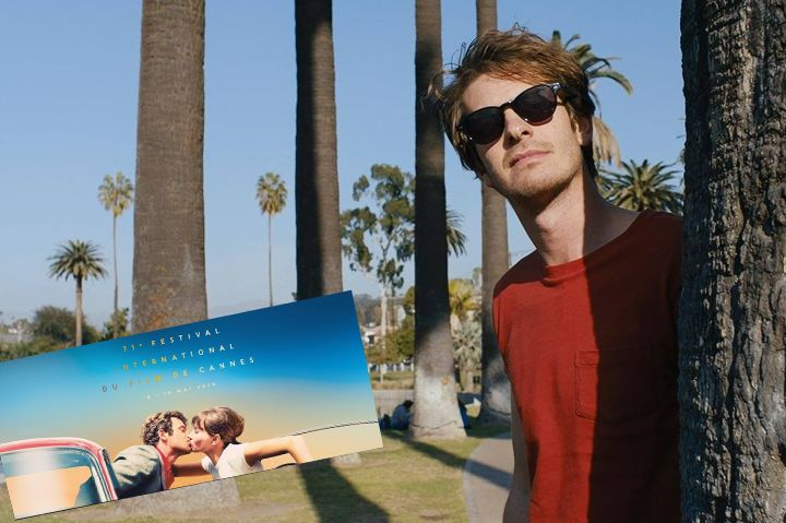 Under the Silver Lake Cannes 2018