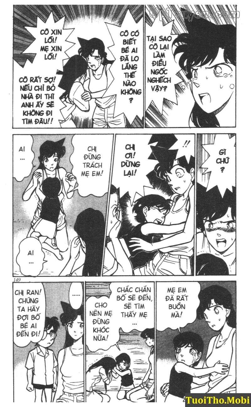 đọc truyện Conan bộ đặc biệt chap 16 trang 16