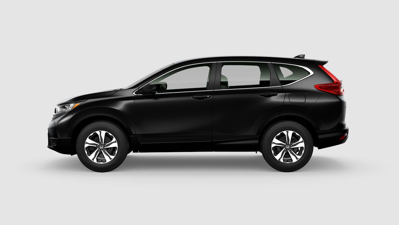 2018 Honda CR-V LX in Crystal Black