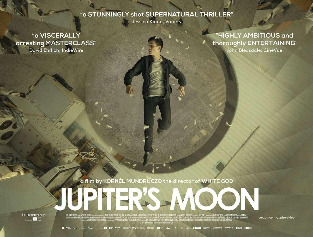 Το φεγγάρι του Δία (Jupiter holdja / Jupiter's Moon) Poster Πόστερ