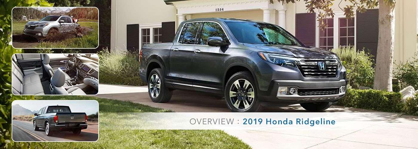 2019 Honda Ridgeline Review Ann Arbor Michigan
