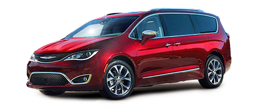 2017 Chrysler Pacifica Discount Deal in Sandusky OH