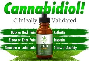 Cannabidiol – Cannabis Oil