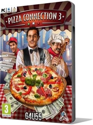 [PC] Pizza Connection 3 (2018) - SUB ITA