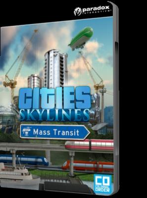 [PC] Cities: Skylines - Mass Transit - Radio DLC (2017) - ENG