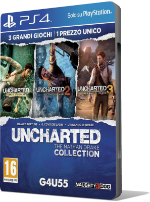 [PS4] Uncharted: The Nathan Drake Collection (2015) - SUB ITA