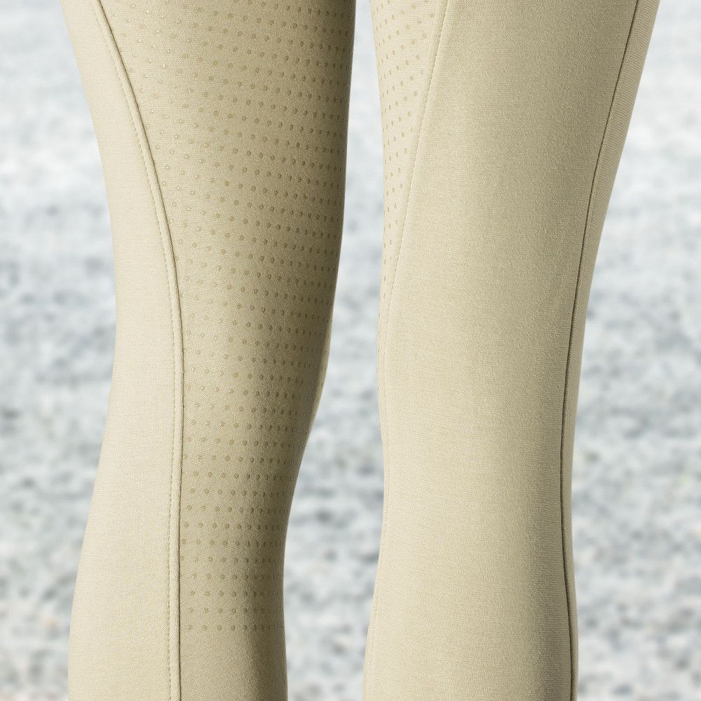 Horze-Women-039-s-Active-Silicone-Grip-Full-Seat-Riding-Breeches-Elastic-Leg-Bottoms thumbnail 7