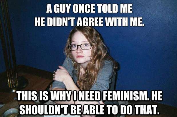 Why I Need Feminism