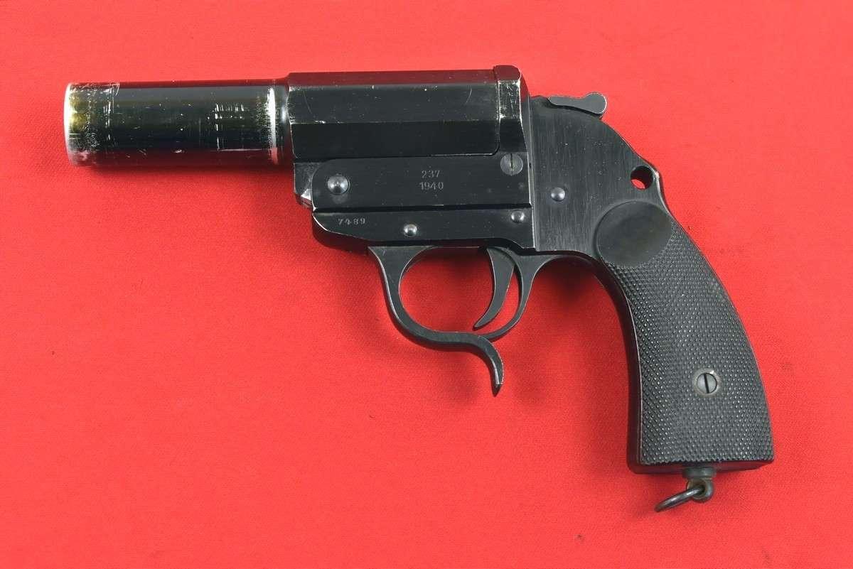WALTHER MOD.34 FLARE GUN