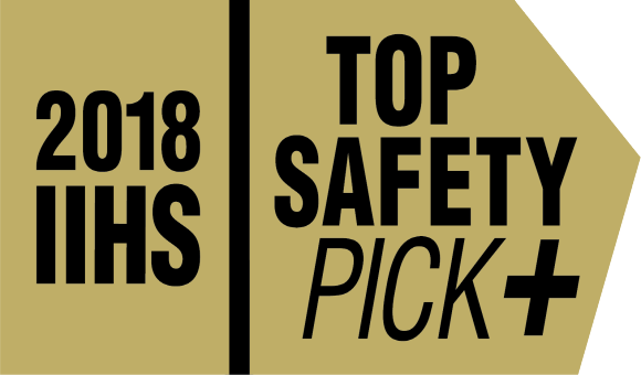 IIHS Top Safety Pick + Award - 2018 Mercedes GLC
