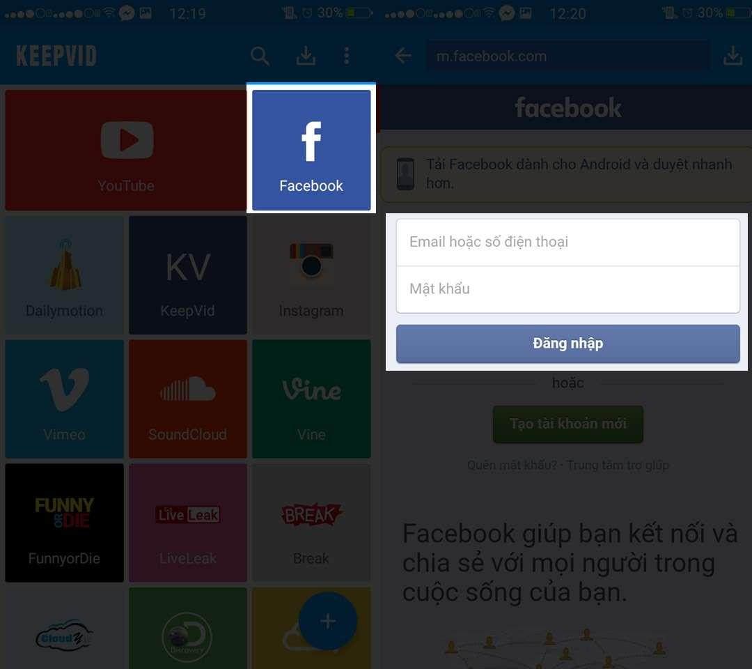 Mẹo tải mọi video trên Youtube, Facebook cực dễ dàng