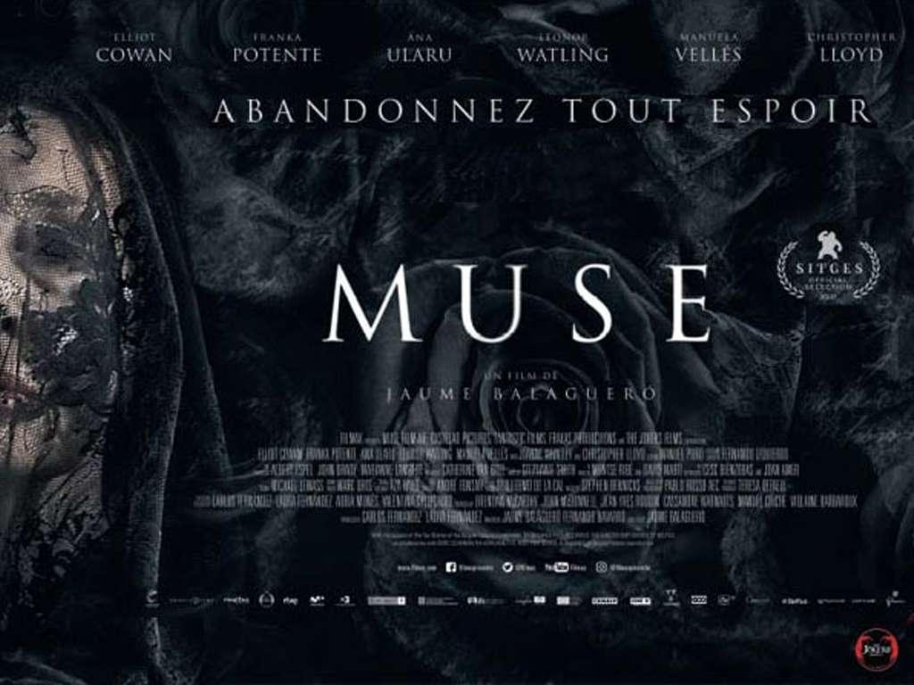 Μούσα (Musa / Muse) Quad Poster Πόστερ