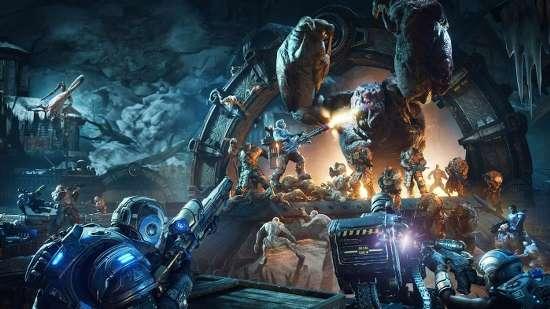 [PC] Gears of War 4 (2016) - FULL ITA