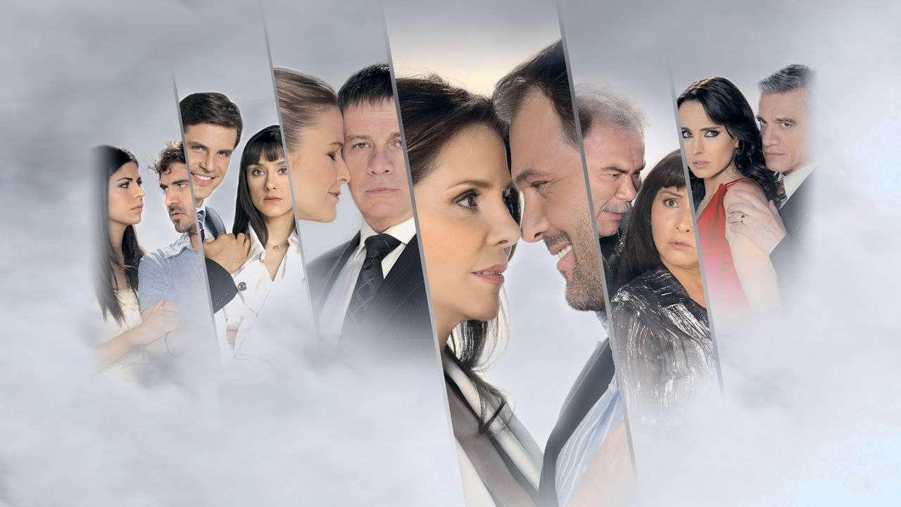 Foto promocional de la telenovela