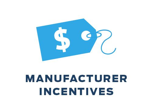 Manufacturer Incentives