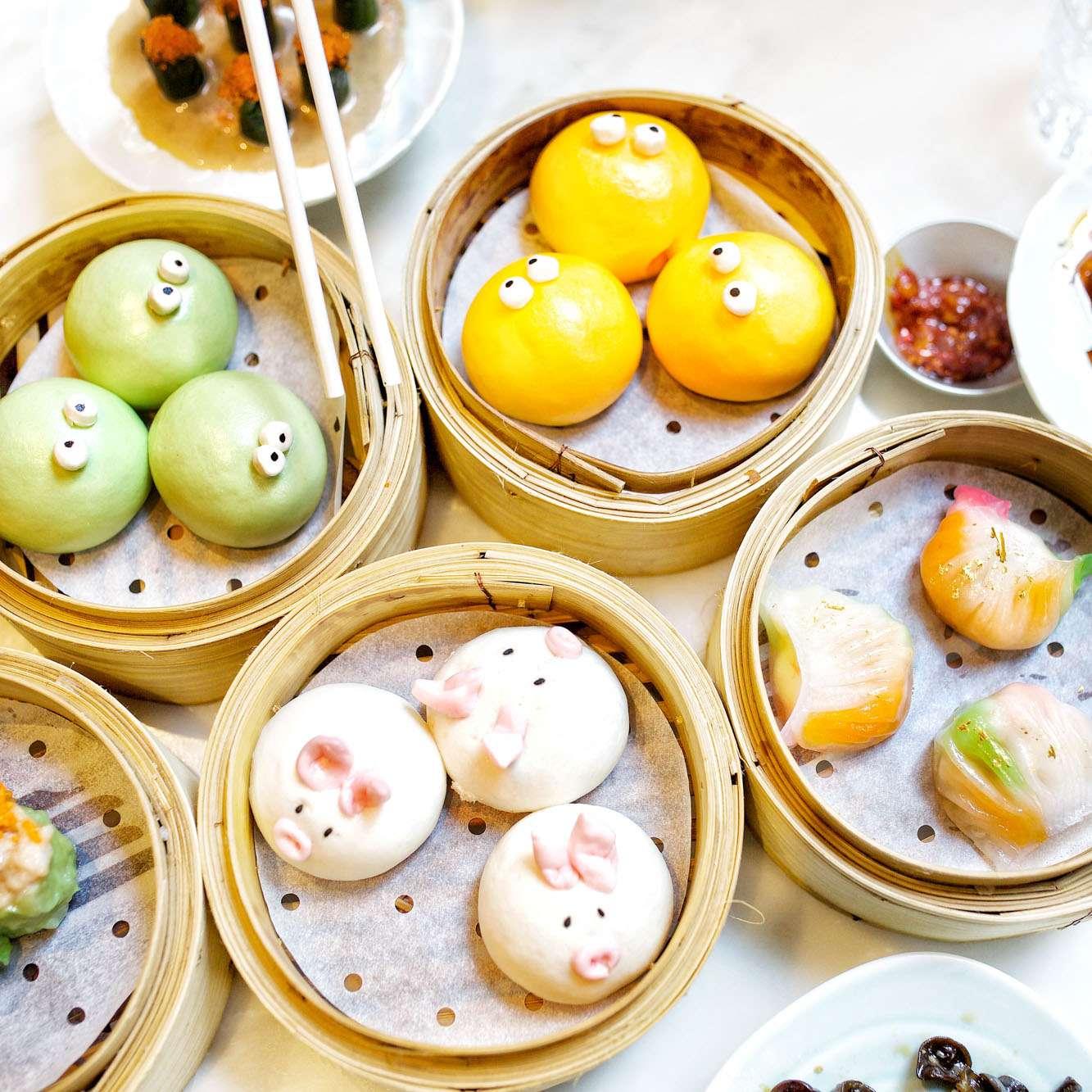 Cute Yum Cha - Dim Sum - Hong Kong