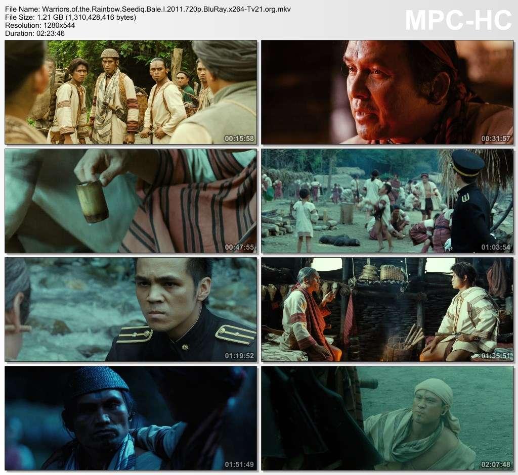 warriors of the rainbow seediq bale 2011 english subtitles