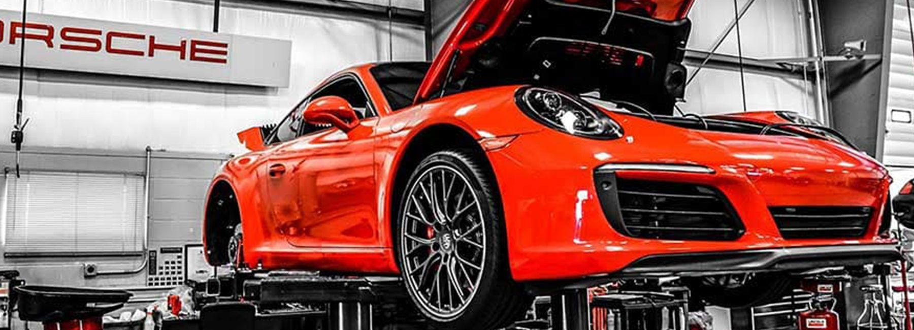 2019 Porsche 911 N-Spec Tires