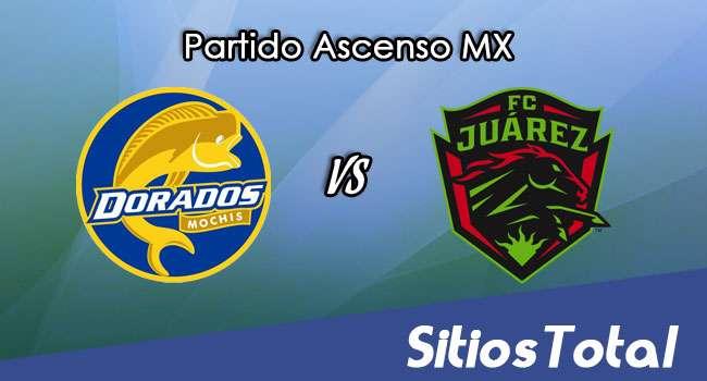 Dorados de Sinaloa vs FC Juarez en Vivo – Ascenso MX – Sábado 29 de Abril del 2017
