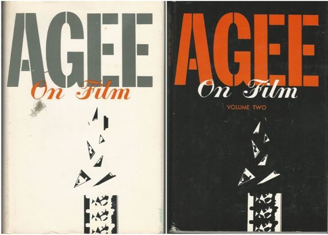 AGEE ON FILM [ Complete Two Volume Set ], Agee, James