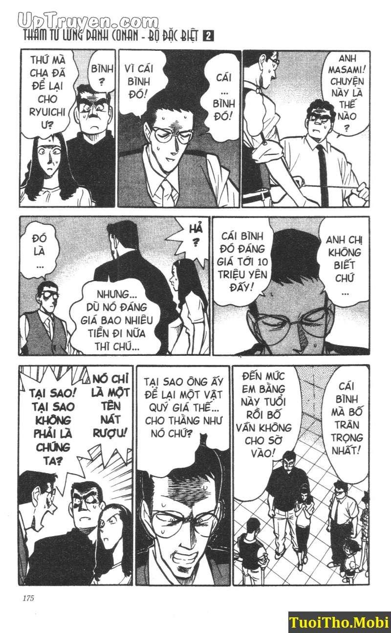 đọc truyện Conan bộ đặc biệt chap 17 trang 20