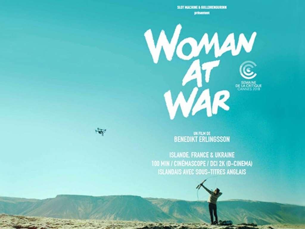Γυναίκα σε Πόλεμο (Kona fer í stríð / Woman At War) Poster Πόστερ Wallpaper