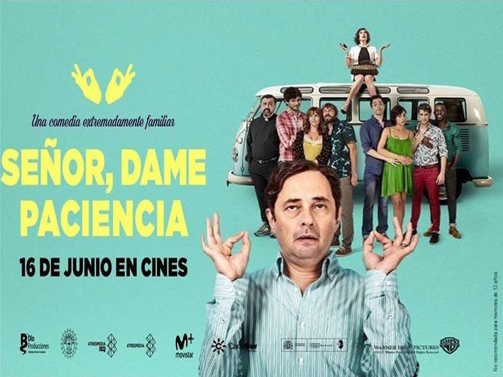 Κηδεία Είναι, θα Περάσει (Señor, Dame Paciencia) Movie