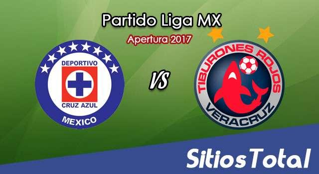 Ver Cruz Azul vs Veracruz en Vivo – Online, Por TV, Radio en Linea, MxM – Apertura 2017 Liga MX