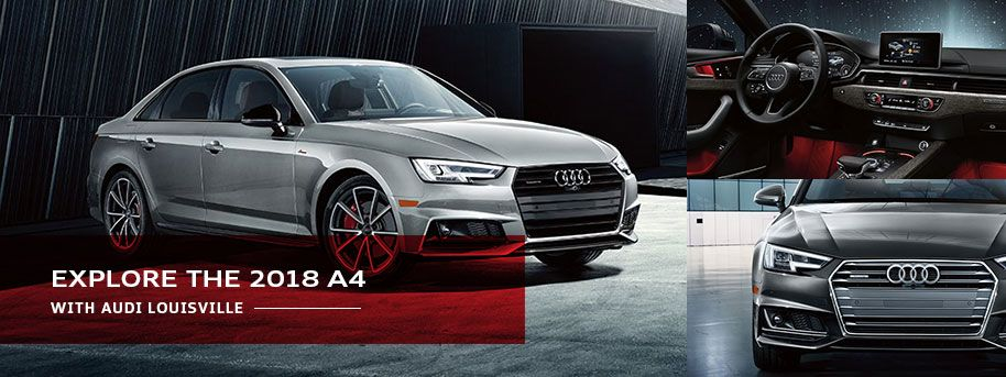 Audi A Model Overview Audi Louisville - Audi a4 review