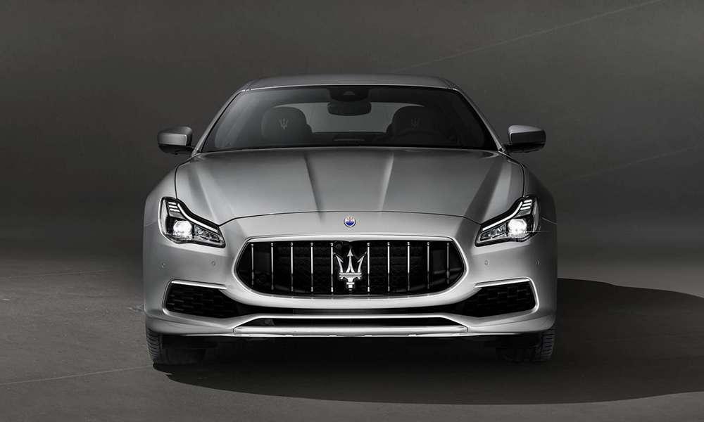 2018 Maserati Quattroporte Bi-Xenon HID Headlights