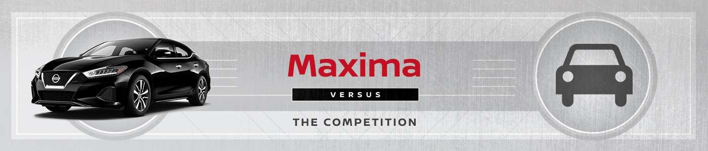 2019 Nissan Maxima Vs Toyota Avalon Vs Acura Tlx Vs Chevy