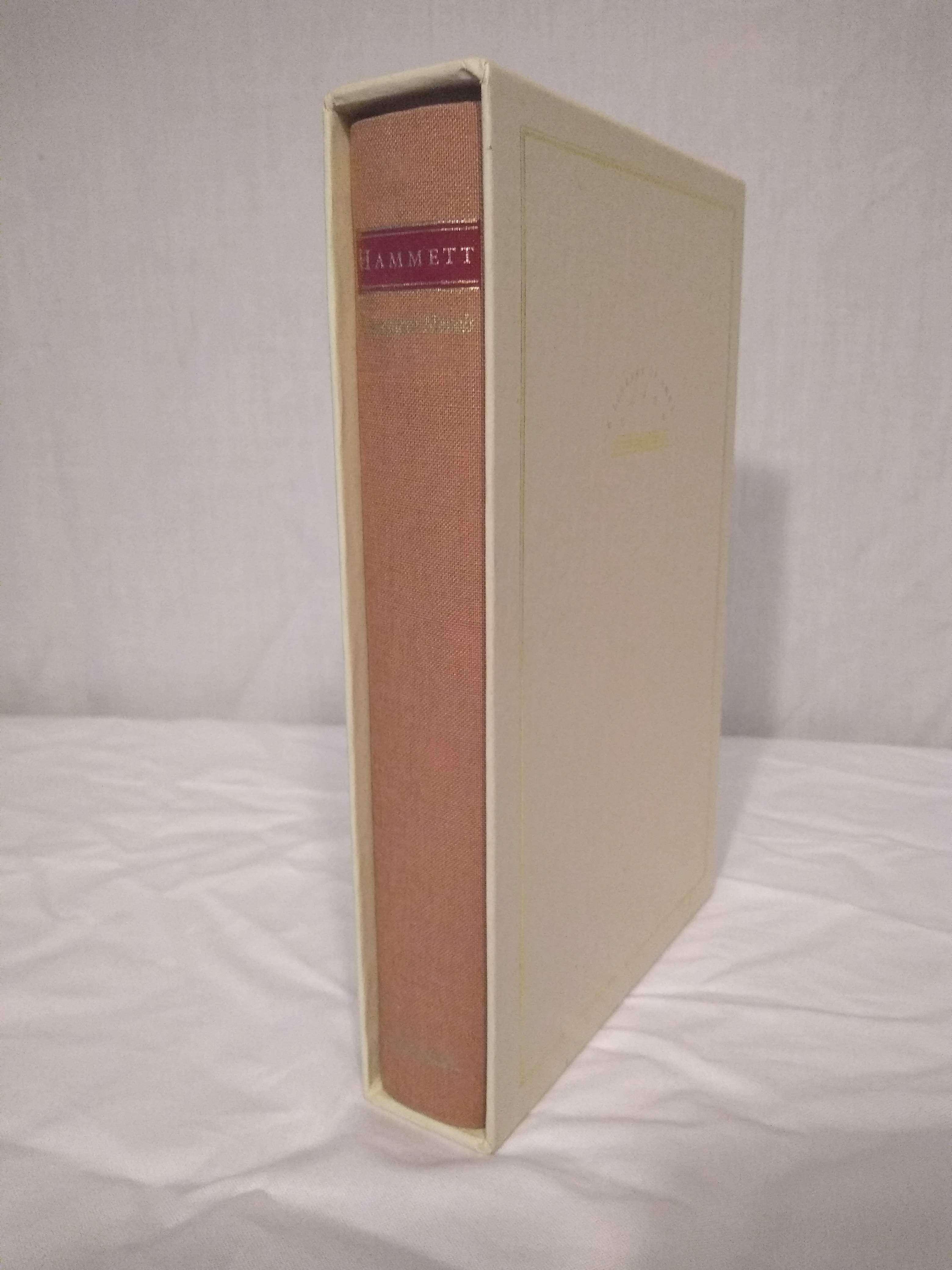 Dashiell Hammett: Complete Novels ( Red Harvest / The Dain Curse / The Maltese Falcon / The Glass Key / The Thin Man ), Dashiell Hammett
