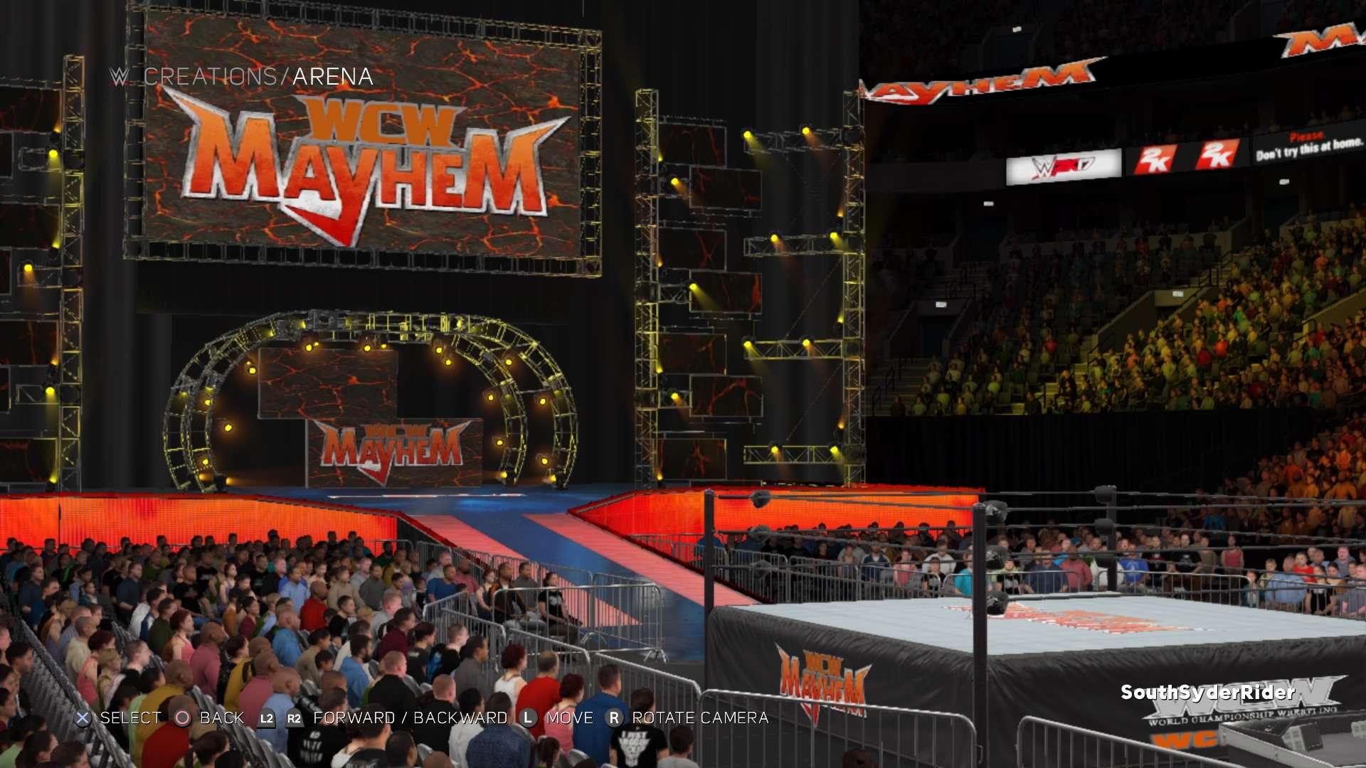 RatedDXLegend New Era WCW Arenas-PS4 - Page 4 - Custom