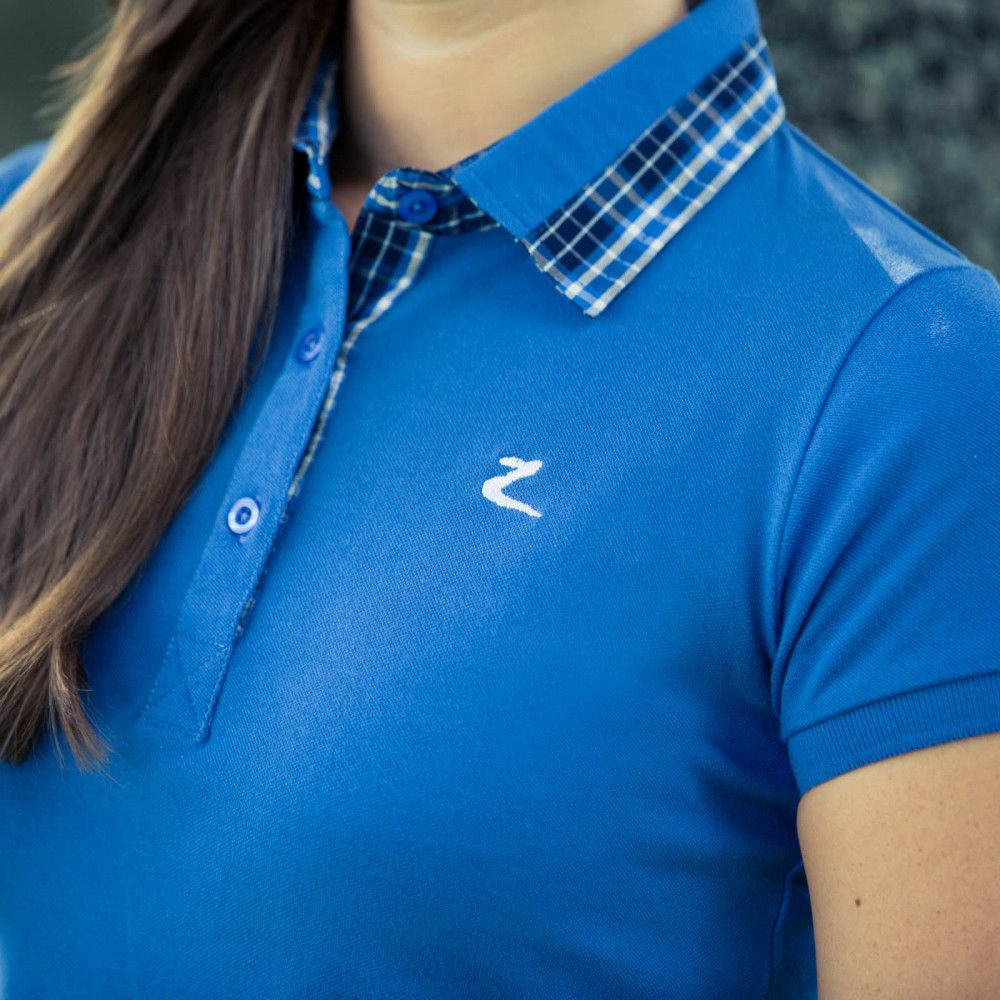 Horze-Brita-Women-039-s-Short-Sleeved-Polo-Shirt-Moisture-Wicking-Anti-Odor thumbnail 16