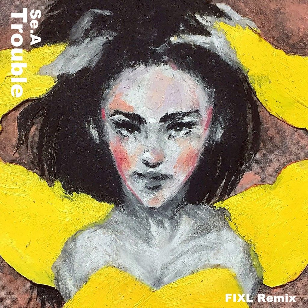 Download Se.A - Trouble (FIXL Remix) Mp3